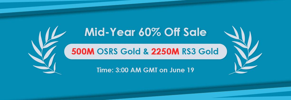 Purchase 60% Off RS 2007 Gold in RSorder Mid-Year 60% off Sale on Jun 19