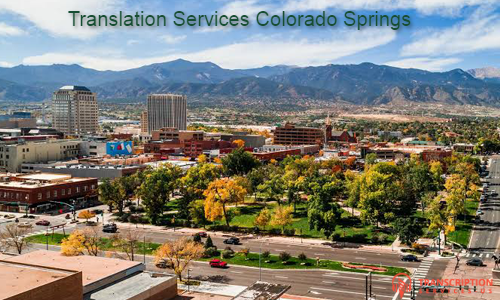 Get Quality Translations For Any Documents Through Translation Services Colorado Springs