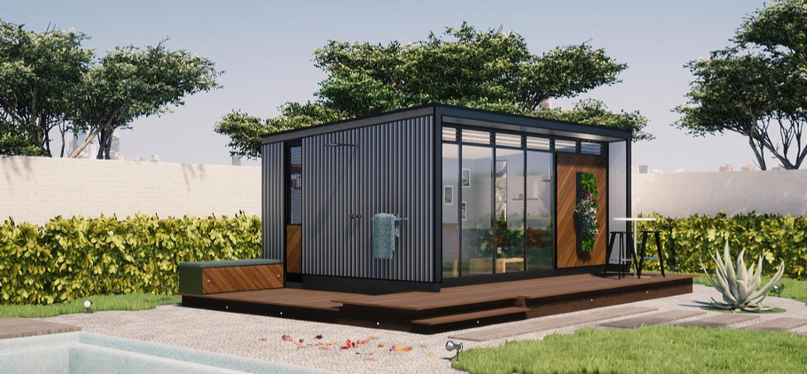 Advantages of PTH Expandable Container House
