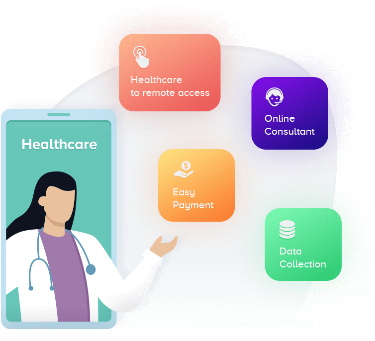 How apps are remodeling healthcare area