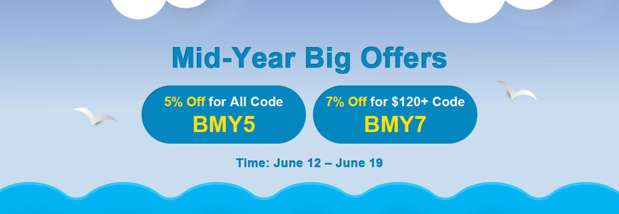 Easily Apply RSorder Mid-Year Code BMY7 to Snap up 7% Off Cheap RuneScape Gold Tomorrow